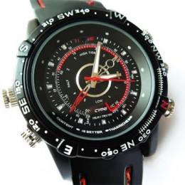 73014e71bf4 Sportovní HD vodotěsné hodinky s kamerou