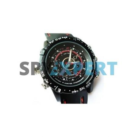 971b6083642 Sportovní HD vodotěsné hodinky s kamerou - SpyExpert